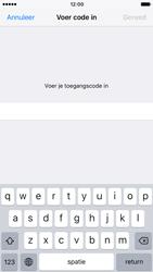 Apple iPhone 7 (Model A1778) - Beveiliging en ouderlijk toezicht - Toegangscode aanpassen - Stap 4