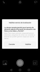 Huawei P9 Lite - Funciones básicas - Uso de la camára - Paso 5