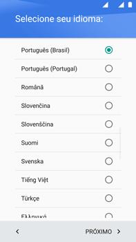 Motorola Moto G (4ª Geração) - Primeiros passos - Como ativar seu aparelho - Etapa 8
