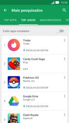 Asus Zenfone 2 - Aplicativos - Como baixar aplicativos - Etapa 6