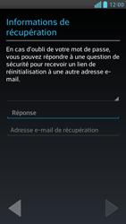 LG Optimus F6 - Premiers pas - Créer un compte - Étape 16
