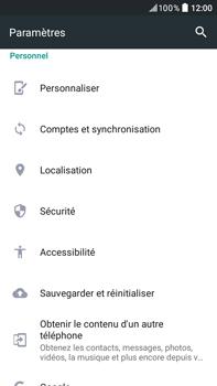 HTC Desire 825 - Sécuriser votre mobile - Activer le code de verrouillage - Étape 4