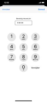Apple iphone-11-model-a2221 - Beveiliging en ouderlijk toezicht - Hoe wijzig ik mijn SIM PIN-code - Stap 11
