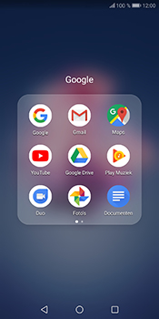 Huawei P Smart - E-mail - e-mail instellen (gmail) - Stap 3