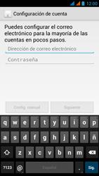 Wiko Stairway - E-mail - Configurar correo electrónico - Paso 5
