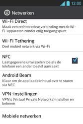 LG E610 Optimus L5 - Internet - Uitzetten - Stap 5