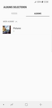 Samsung Galaxy S9 - MMS - Afbeeldingen verzenden - Stap 15