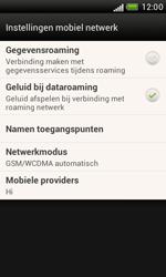 HTC T328e Desire X - Netwerk - gebruik in het buitenland - Stap 7