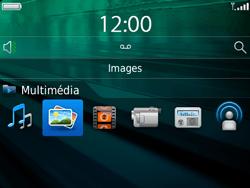BlackBerry 9720 - Photos, vidéos, musique - Envoyer une photo via Bluetooth - Étape 4