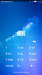 Huawei Y6 - Primeiros passos - Como ligar o telemóvel pela primeira vez -  3