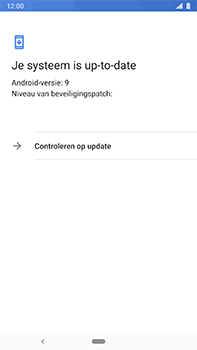 Nokia 8-sirocco-ta-1005-android-pie - Software updaten - Update installeren - Stap 7