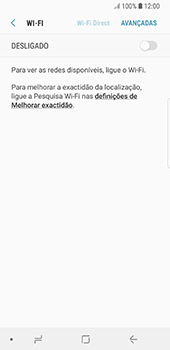 Samsung Galaxy S8 - Android Oreo - Wi-Fi - Como ligar a uma rede Wi-Fi -  6