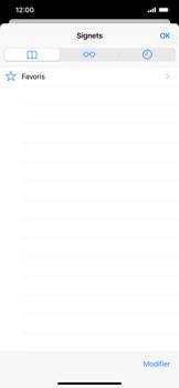Apple iPhone XS Max - iOS 13 - Internet - navigation sur Internet - Étape 8