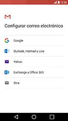 LG K10 (2017) - E-mail - Configurar Gmail - Paso 7