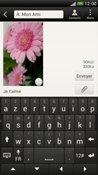 HTC One S - Contact, Appels, SMS/MMS - Envoyer un MMS - Étape 17