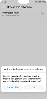 Huawei P20 - Bellen - in het binnenland - Stap 6