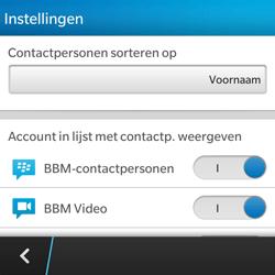 BlackBerry Q5 - Contacten en data - Contacten kopiëren van SIM naar toestel - Stap 5