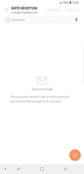 Samsung Galaxy S9 Plus - E-mails - Ajouter ou modifier votre compte Yahoo - Étape 10