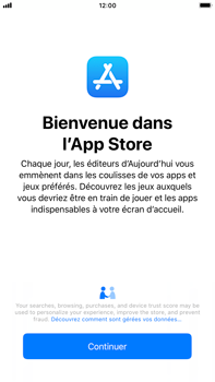 Apple iPhone 7 Plus - iOS 12 - Applications - Télécharger des applications - Étape 4