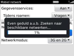 BlackBerry 9780 Bold - Netwerk - Gebruik in het buitenland - Stap 6