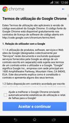 Sony Xperia E4 - Internet no telemóvel - Como configurar ligação à internet -  19
