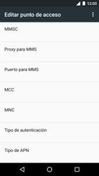 Motorola Moto G 3rd Gen. (2015) (XT1541) - Mensajería - Configurar el equipo para mensajes multimedia - Paso 12