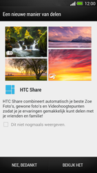 HTC One - Contacten en data - Foto