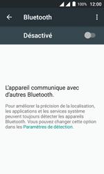 Alcatel Pixi 4 (4) - WiFi et Bluetooth - Jumeler votre téléphone avec un accessoire bluetooth - Étape 5