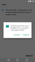 LG G5 - Email - Adicionar conta de email -  13