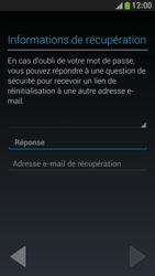 Samsung Galaxy S4 Mini - Premiers pas - Créer un compte - Étape 21