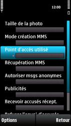 Nokia X6-00 - MMS - configuration manuelle - Étape 23