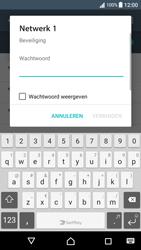 Sony Xperia XA - Android Nougat - WiFi - Handmatig instellen - Stap 7