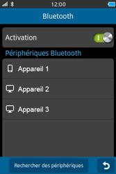 Samsung Wave M - Photos, vidéos, musique - Envoyer une photo via Bluetooth - Étape 10