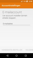 Acer Liquid Z320 - E-mail - Handmatig instellen - Stap 5