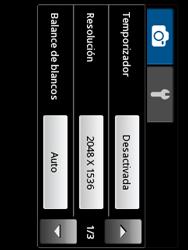 Samsung S5570 Galaxy Mini - Funciones básicas - Uso de la camára - Paso 5