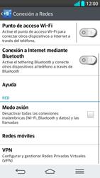 LG G2 - Mensajería - Configurar el equipo para mensajes multimedia - Paso 5