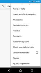 Sony Xperia M5 (E5603) - Internet - Configurar Internet - Paso 24