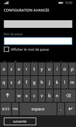 Microsoft Lumia 435 - E-mail - Configuration manuelle - Étape 10