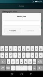 Huawei P8 Lite - Internet no telemóvel - Como configurar ligação à internet -  22