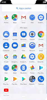 Nokia 5-1-plus-dual-sim-ta-1105-android-pie - WiFi - Verbinden met een netwerk - Stap 3