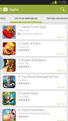 Samsung Galaxy S3 4G - Applications - Télécharger une application - Étape 9