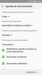 Samsung Galaxy J5 - E-mail - Configurar Outlook.com - Paso 7
