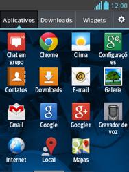 LG E430 Optimus L3 II - Internet (APN) - Como configurar a internet do seu aparelho (APN Nextel) - Etapa 20