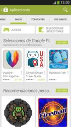 Samsung Galaxy S4 Mini - Aplicaciones - Descargar aplicaciones - Paso 5