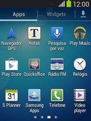 Samsung S5310B Galaxy Pocket Neo - Aplicativos - Como baixar aplicativos - Etapa 3