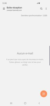 Samsung Galaxy S10 - E-mail - envoyer un e-mail - Étape 4