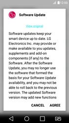 LG K4 2017 - Réseau - Installation de mises à jour - Étape 9