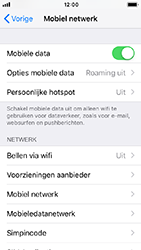 Apple iPhone 5s - iOS 12 - MMS - handmatig instellen - Stap 4