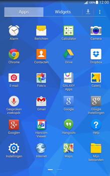 Samsung T335 Galaxy Tab 4 8-0 - SMS - Handmatig instellen - Stap 3