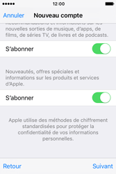 Apple iPhone 4 S iOS 9 - Applications - Télécharger des applications - Étape 19